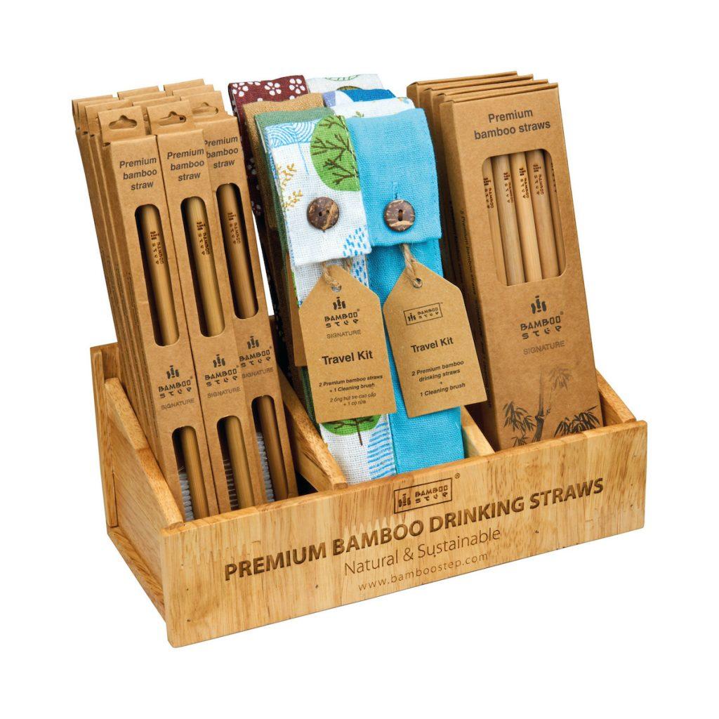 Bamboo Step SIGNATURE Starter Pack