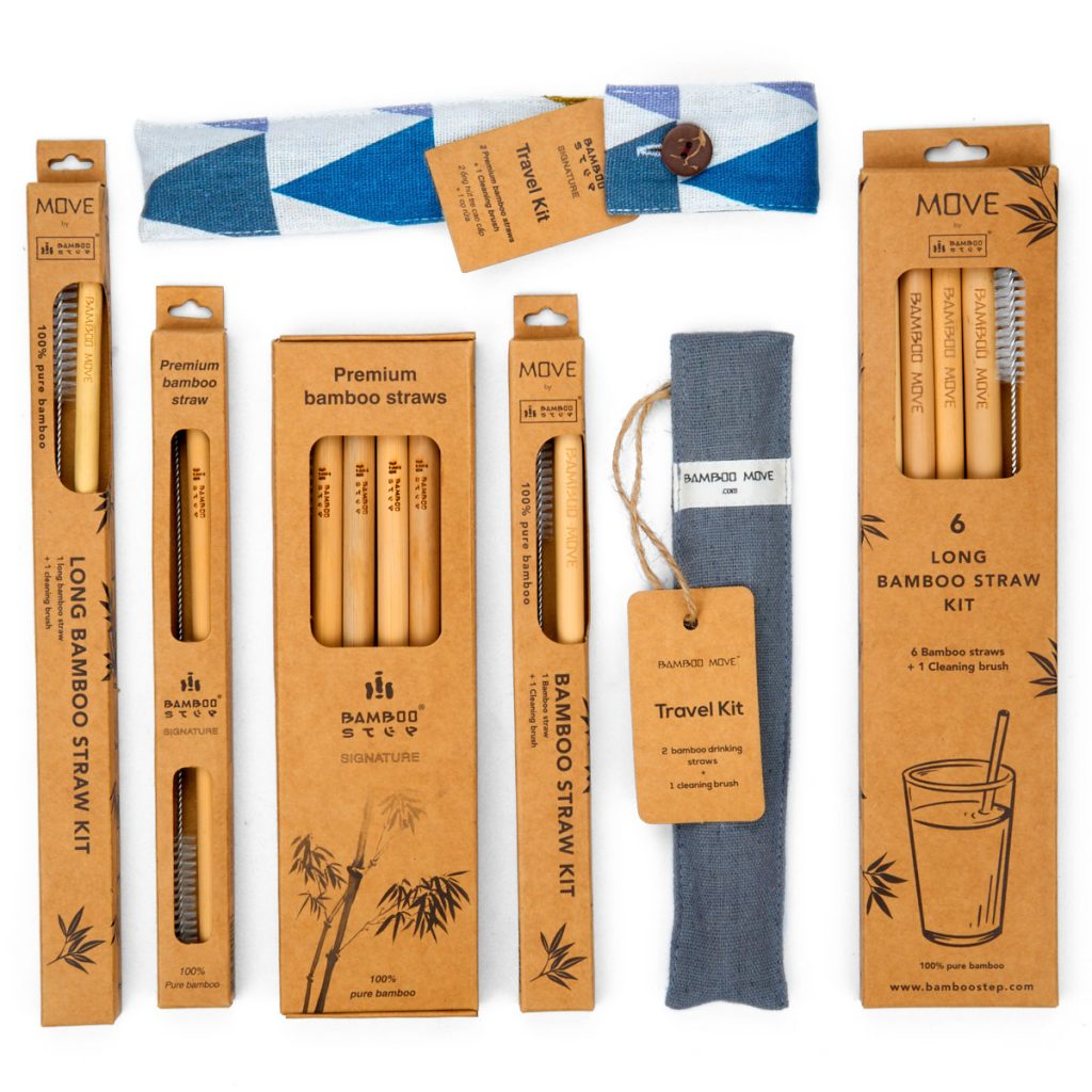 Bamboo Step Products